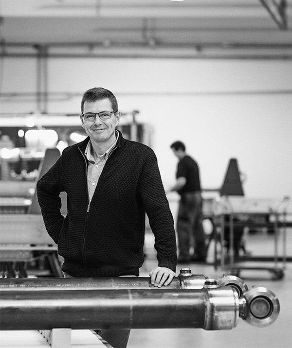 Niels Rahbek, CEO