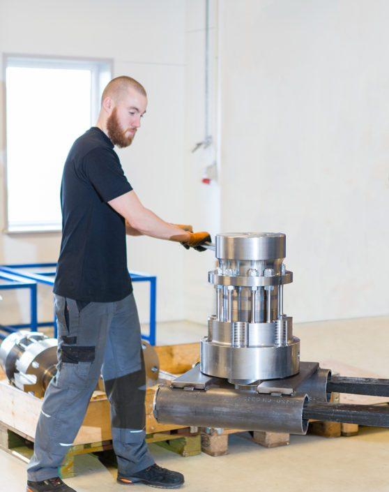 special hydraulik cylinder