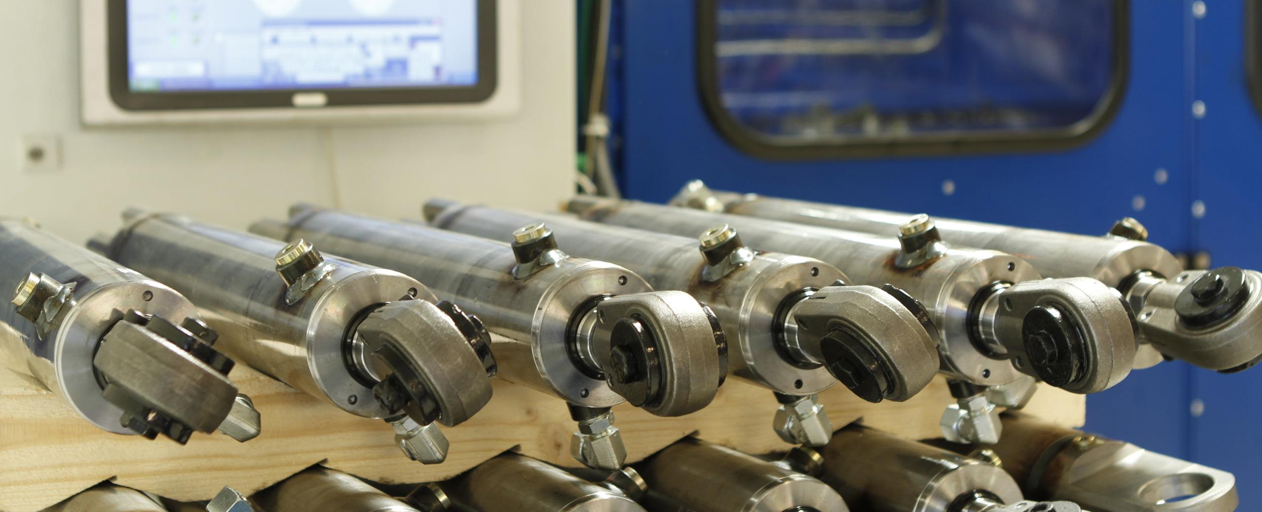 Hydrauliske Cylindre