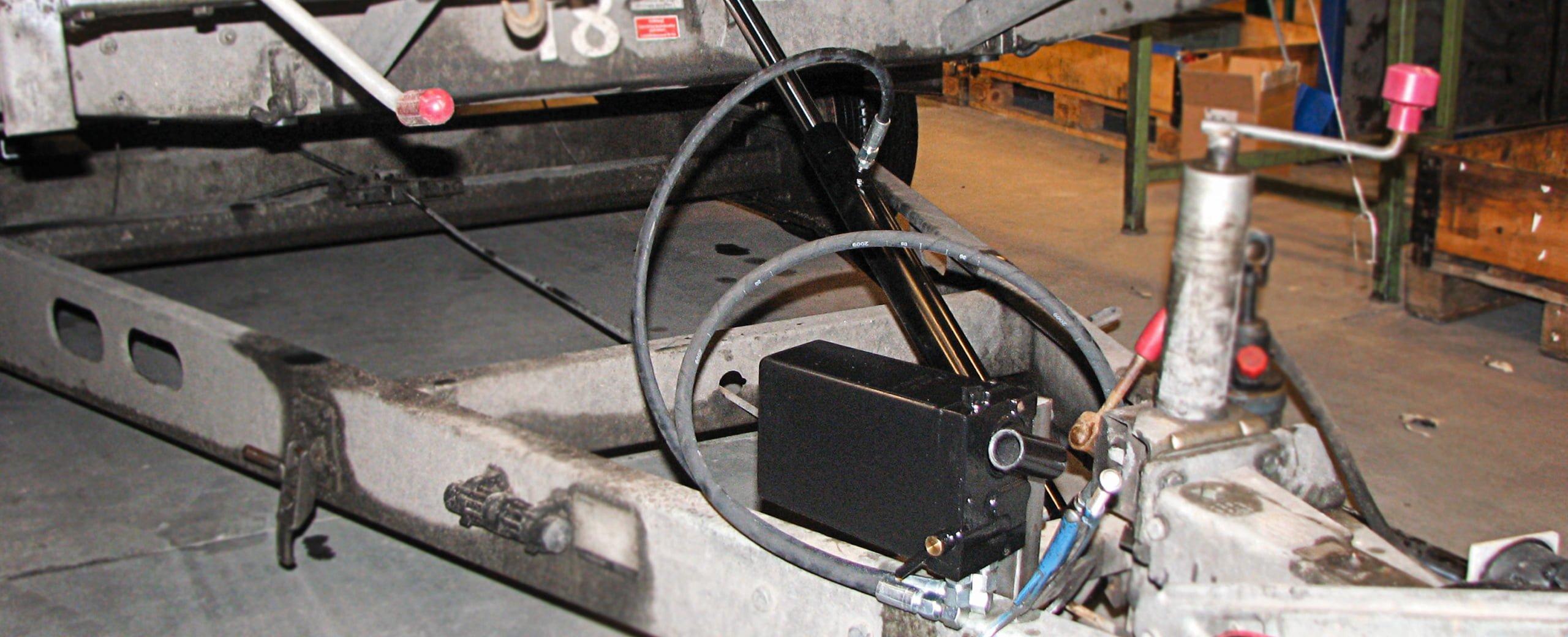 pumpecylinder til trailer