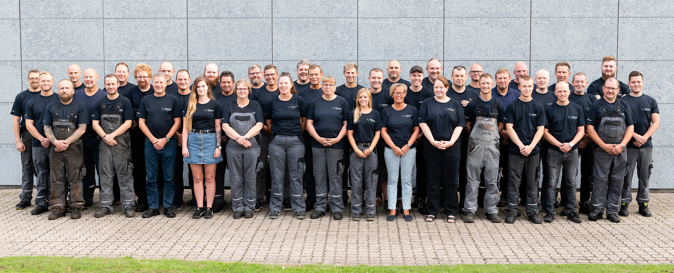 Employees at Hydraflex
