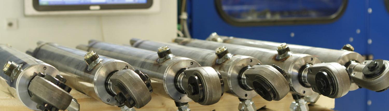 Hydraulik Cylinder Kontrol Hydraflex